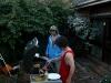 BBQ at matts